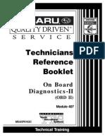 On Board Diagnostics - II (