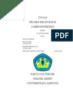 Tugas Proses Produksi II Carbonitriding