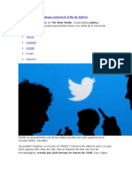 Un Experto en Tecnología Sentenció El Fin de Twitter