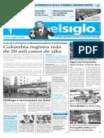 Edicion Impresa El Siglo 01-02-16