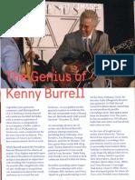 Kenny Burrell UCLA article