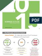 Science Outlook Slide