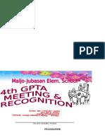 Programme Gpta