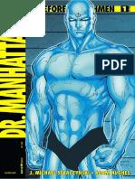 Before Watchmen - Dr. Manhattan