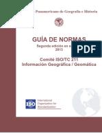 ISO TC 211 español