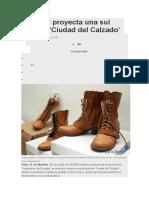 Ecuador Proyecta Una Sui Géneris