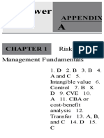 Answer Key and Appendixes--- Managing Risk in Information Sy - Darril Gibson-17