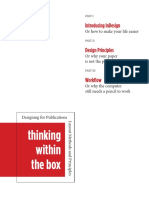 Indesign Lecture