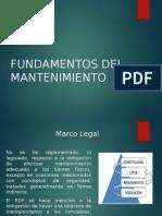 Ficha # 2 Fundamentos Del Mantenimiento