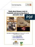 Biomass Valorization in Cambodia-Hérail