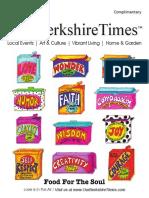 Our BerkshireTimes Magazine, Feb-Mar 2016