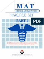 NMAT Practice Set Part 1 & Part 2 With Answer Key