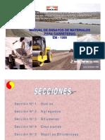 Manual de Ensayo de Materiales Para Carreteras
