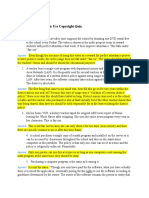 FRIT 7235 Copyright Primer Quiz