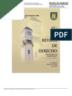 Responsabilidad Civil Derivada de Accidentes Del Trabajo y Enfermedades Profesionales en Chile, Primera Parte