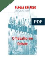 Revista Sociologia em Rede, num. 1