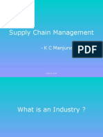supply chain management for mba