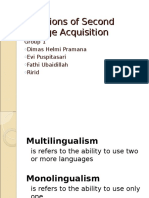 Presentation FLA Group 1 - Foundations of Second Language Acquisition_2