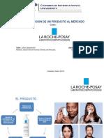 Mapa Mental Estrategias de Mercadeo Caso Producto La Roche Posay