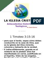 La Iglesia Cristiana