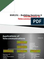 Telecommunication - BSR151