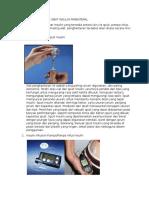 Sistem Penghantaran Obat Insulin Parenteral