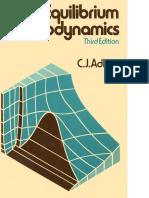Equilibrium Thermodynamics - C . J. Adkins