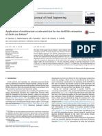 Journal of Food Engineering Volume 169 Issue 2016 [Doi 10.1016_j.jfoodeng.2015.08.010] Derossi, A.; Mastrandrea, L.; Amodio, M.L.; De Chiara, M.L.v.; C -- Application of Multivariate Accelerated Tes