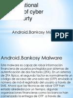 Android Bankosy Malware Iicybersecurity