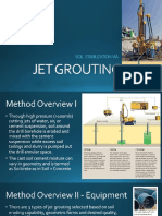 Jet Grouting Presentation