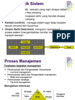 Sistem Informasi Dalam Manajemen