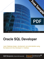 Oracle SQL Developer - Sample Chapter