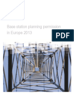 Europe Station Permission