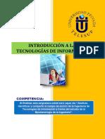 Introducción a las tecnologías de información