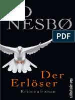 [Jo Nesboe] Der Erlöser