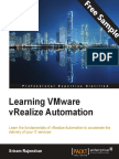 Learning VMware vRealize Automation - Sample Chapter
