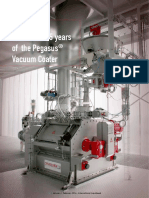 Dinnissen celebrates 25 years of  the Pegasus® Vacuum Coater