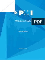 PMI Lebanon Chapter Bylaws