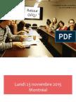 Bilan Séjour OFQJ - Nov 15