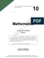 Math10 Lm u4