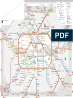 Plano metro Berlín