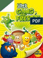 Album Super Gang Dos Frescos