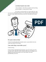 Por Quanto Vender Um Blog - Aprenda Como Avaliar.