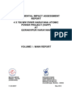 EIA - PHWR Atomic Power Project