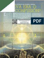 ¿Nueva Era o Nueva Confusion R-007 Nº011 - Año Cero - Vicufo2