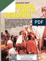 Arca Perdida - En Busca Del Arca Perdida R-007 Nº007 - Año Cero - Vicufo2