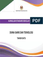 Dokumen Standard Dunia Sains dan Teknologi Tahun 1.pdf