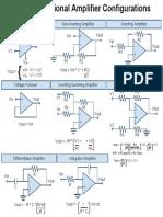 Basic Op-Amp Configurations