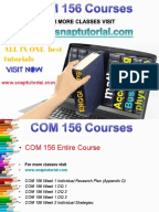 Thesis Writing Course Syllabus