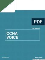 CCNA Voice 640-461 Lab Manual